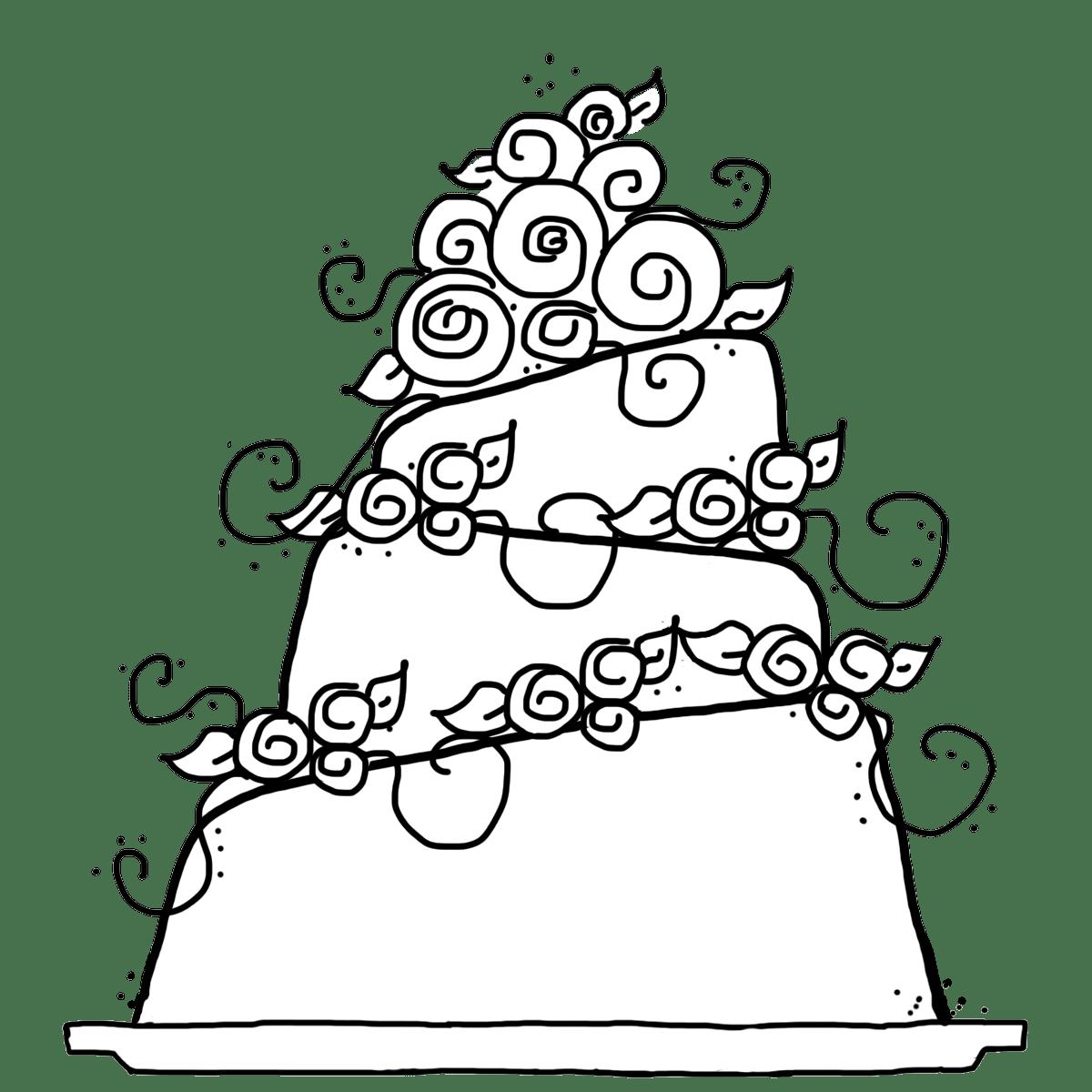 Wedding Bells Drawing At Getdrawings