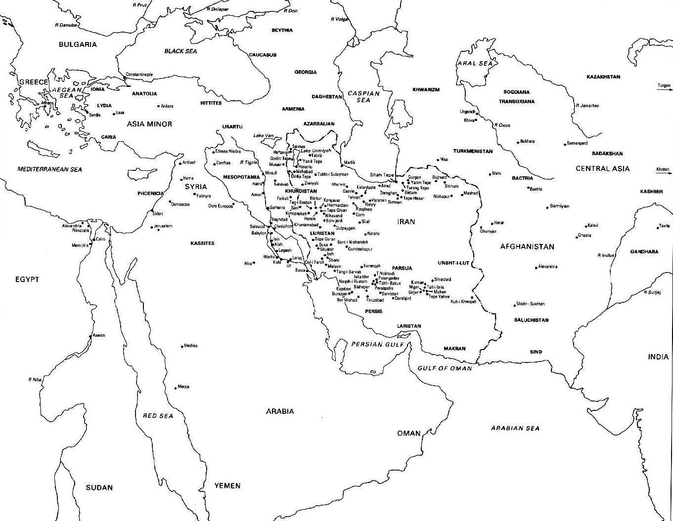 World Map Drawing At Getdrawings