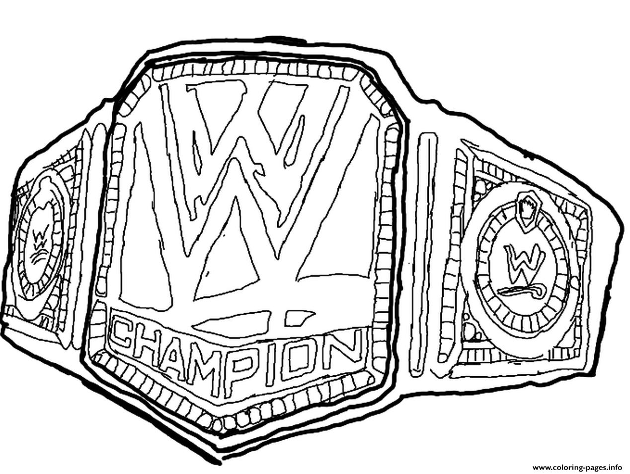 Wrestling Ring Drawing At Getdrawings
