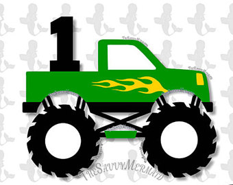 Download The best free Monster truck silhouette images. Download ...