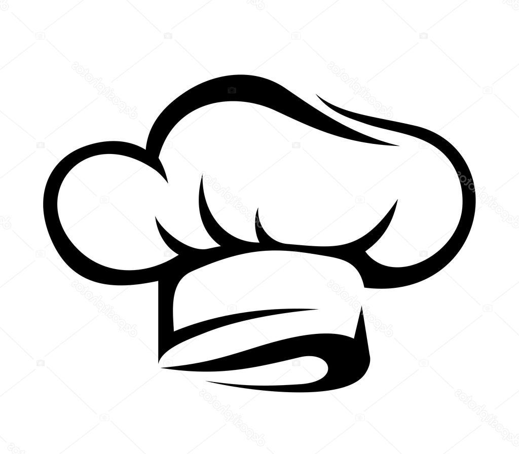 Chef Hat Silhouette At Getdrawings