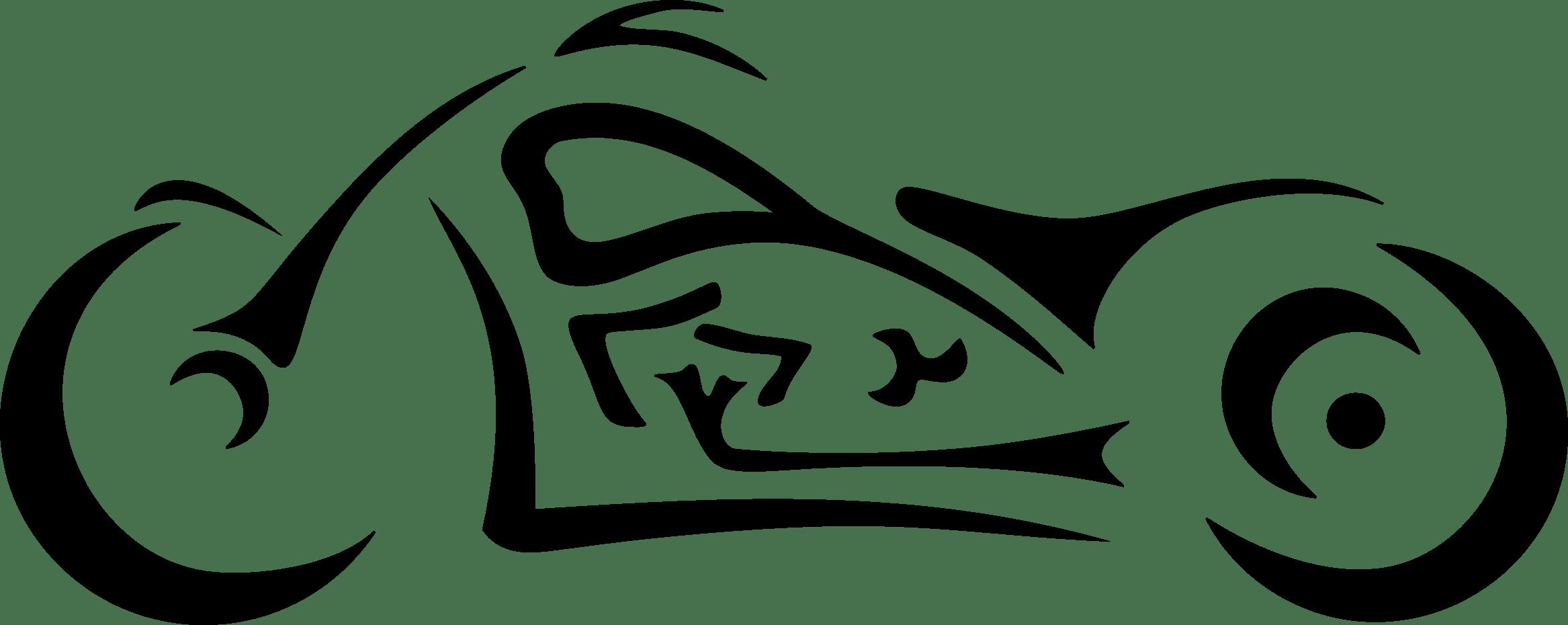 Harley Davidson Logo Silhouette At Getdrawings