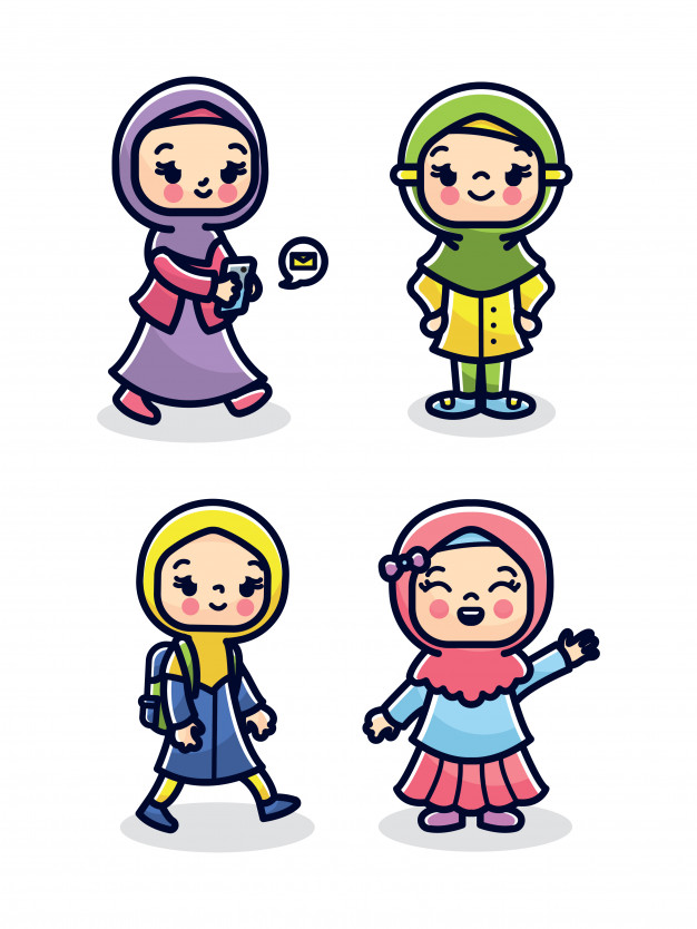 We have 31 free hijab clip arts for you. Hijab Silhouette Vector at GetDrawings   Free download