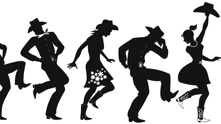 Image result for country and western dancing