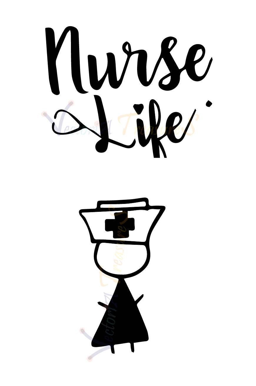 Download Nurse Silhouette Clip Art at GetDrawings | Free download