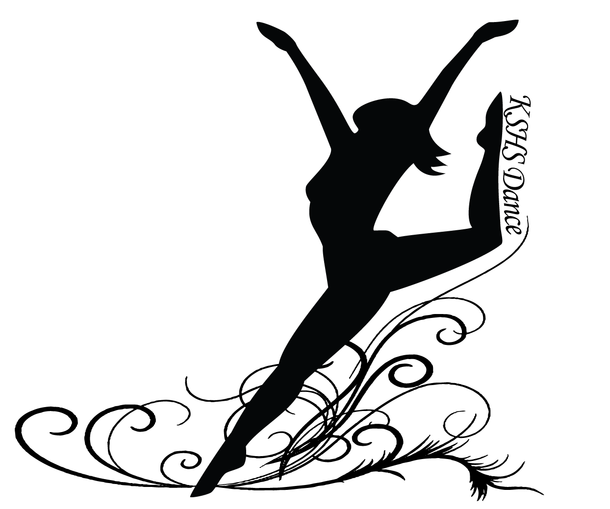 Printable Ballerina Silhouette At Getdrawings