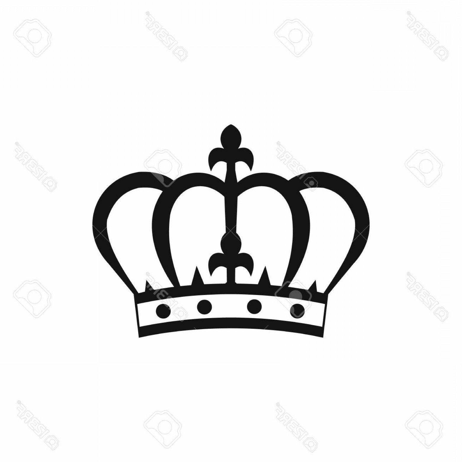 Queen Crown Silhouette At Getdrawings
