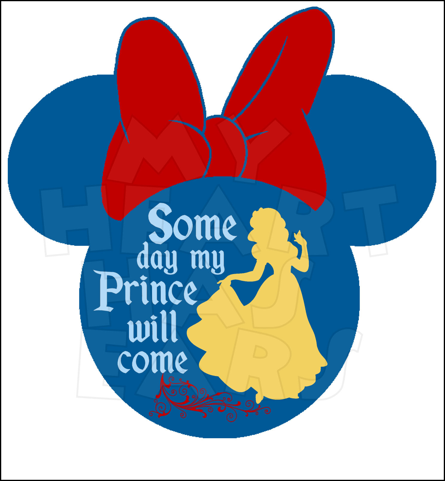 Snow White Silhouette Printable At Getdrawings