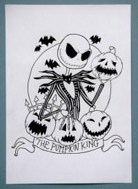 halloween tumblr drawings