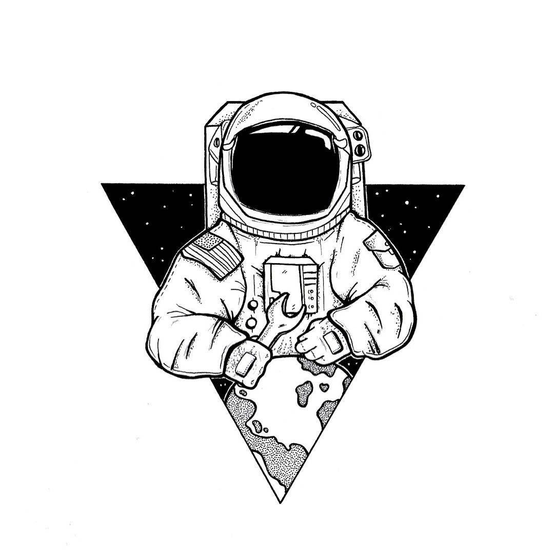Space Drawing Tumblr At Getdrawings