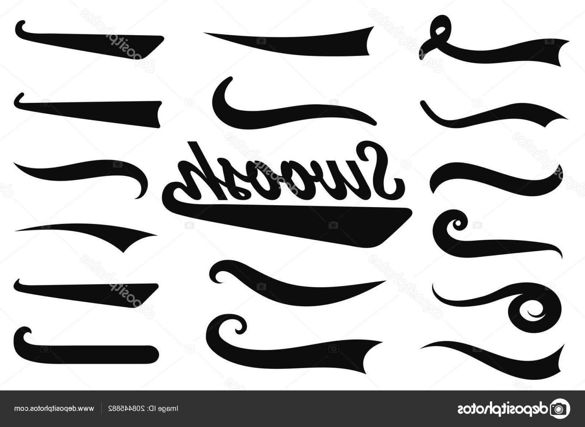 Baseball Swoosh Vector At Getdrawings