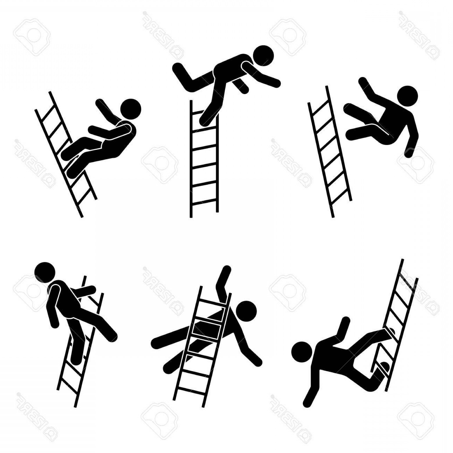 The Best Free Ladder Vector Images Download From 52 Free