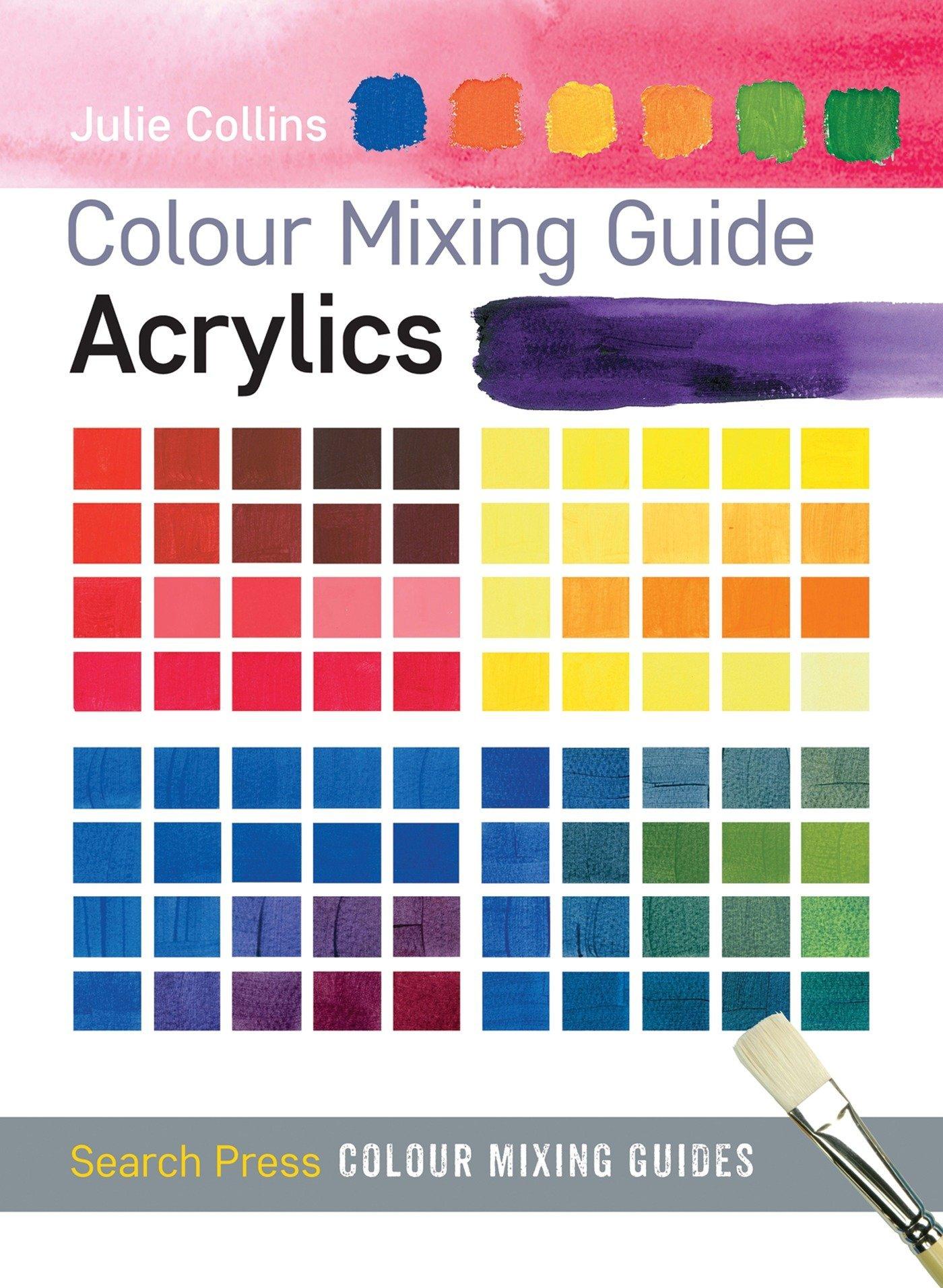 Watercolor Mixing Chart Download At Getdrawings