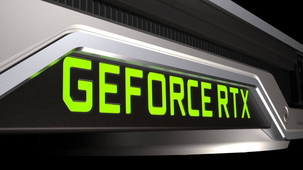 Ray Tracing Geforce