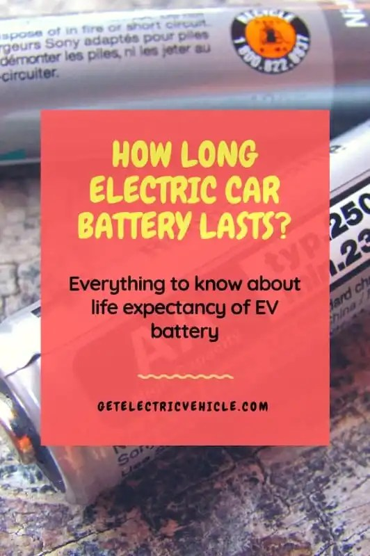 Electric Car Battery Life Expectancy How Long Electric Vehicle