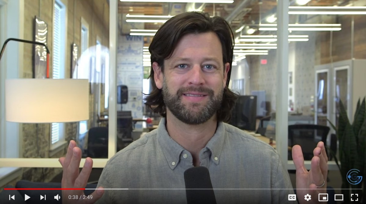 Adam Robinson, CEO of GetEmails