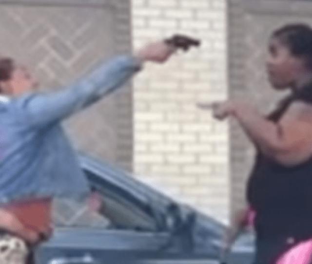 Woman Pulls Gun In Chick Fil A Drive Thru