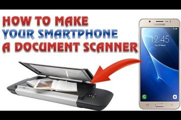 Document Scanner app for android free download