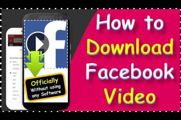 Download Facebook Videos to Phone