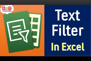 Excel advanced filter contains text
