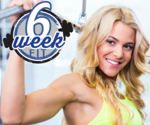 6 Week Fitness Training Program