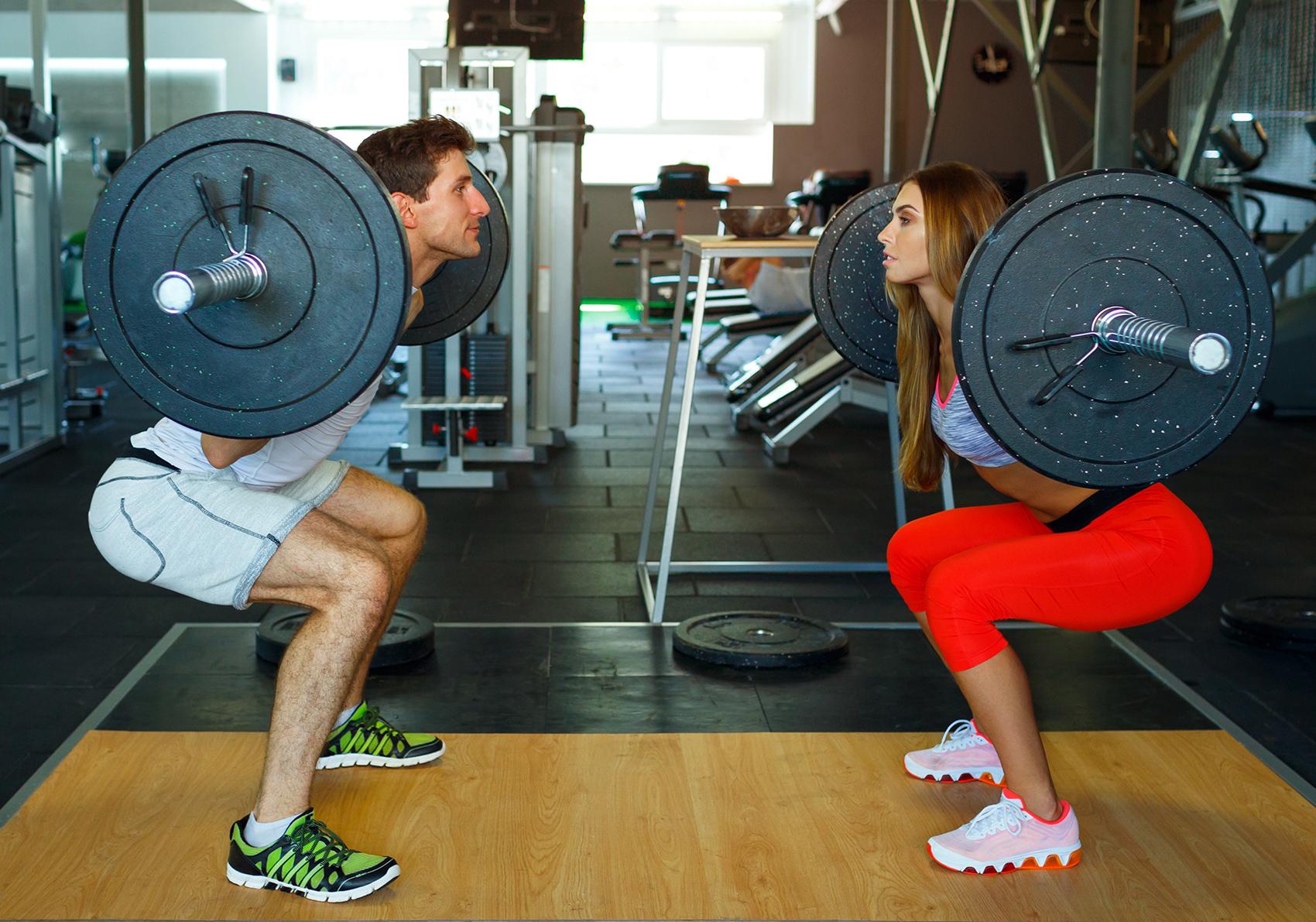 core squat