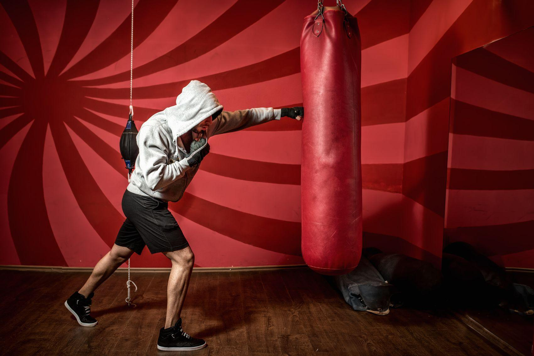 kickboxing workout