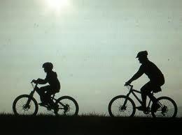 fathersonbiking