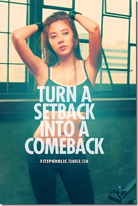 Setback into Comeback June 6 2013