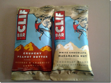 Cliff Bars July 28 2013