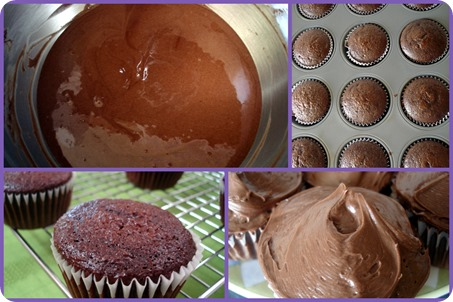 Chocolate Cupcakes August 24 2013