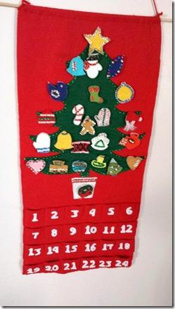 Advent Calendar December 24 2013