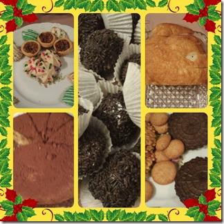 Christmas Eve Desserts December 24 2013