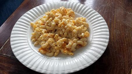 Homemade Mac and Cheese September 11 2014