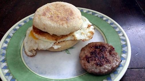 WIAW Breakfast September 3 2014