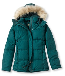 LL Bean Ultrawarm Jacket October 31 2014