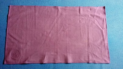 Manduka eQua Hand Towel November 10 2014