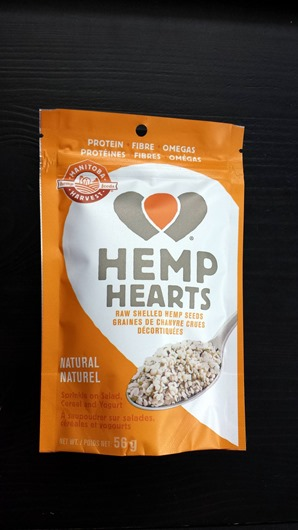 Manitoba Harvest Hemp Heart Granola February 25 2015 (1)