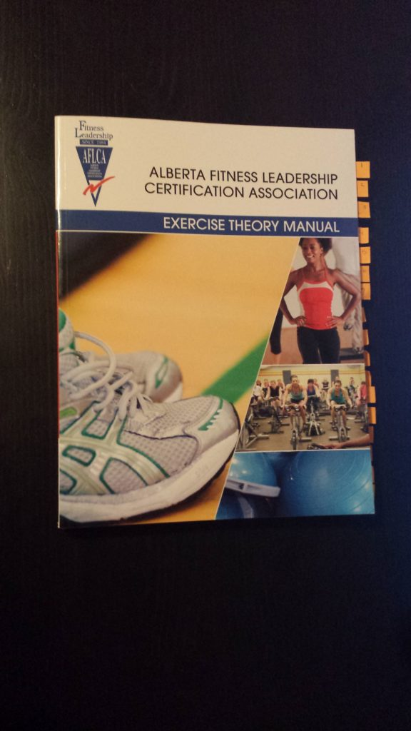 AFLCA Exercise Theory Manual