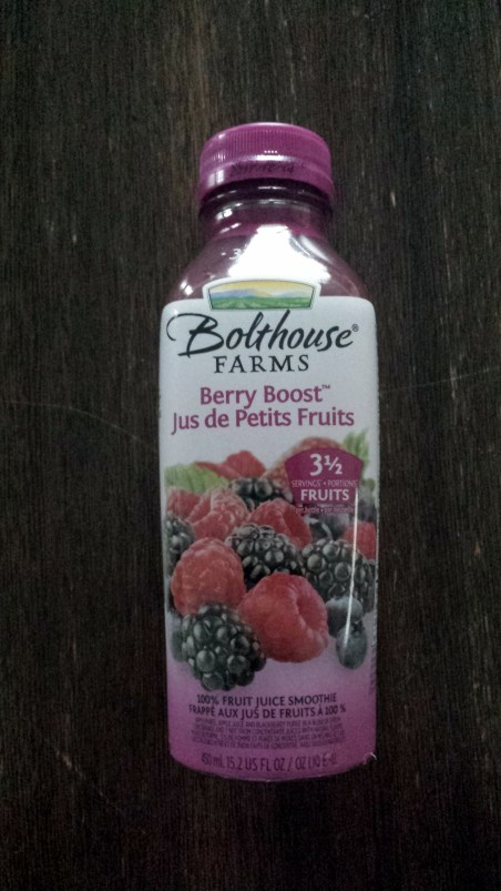Bolthouse Berry Boost Jiuce