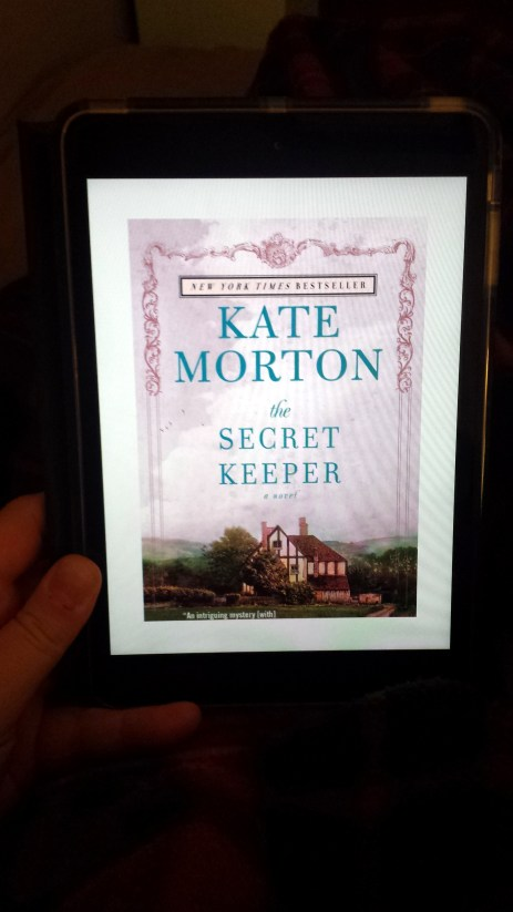 The Secret Keeper Book