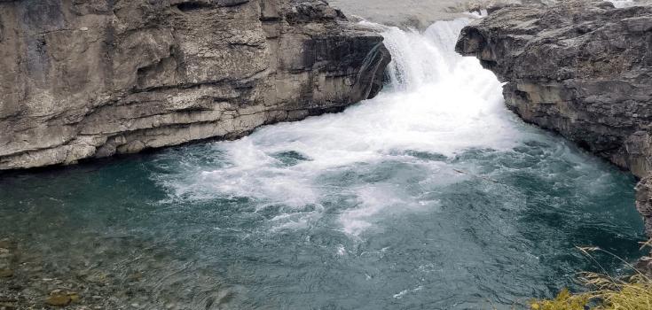 Elbow Falls Hike