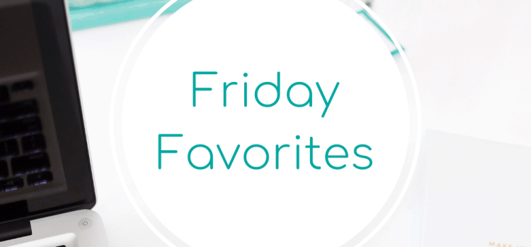 Friday Favorites: A Really Good Burger + What I'm Currently Reading
