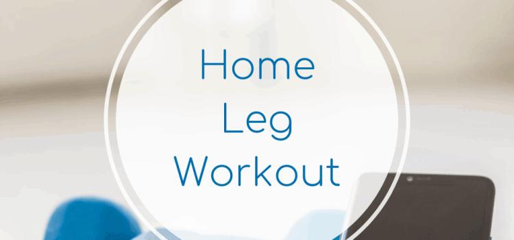 Home Leg Workout