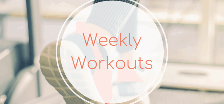 Weekly Workouts: Halloween Edition