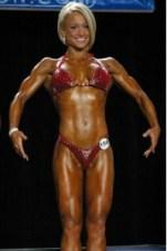 Figure Pro jamie Eason
