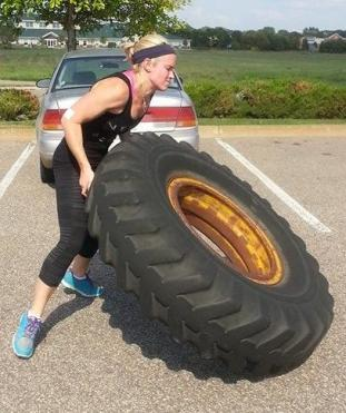 MK tire