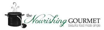 nourishing gourmet