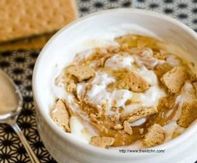 peanut butter honey yogurt