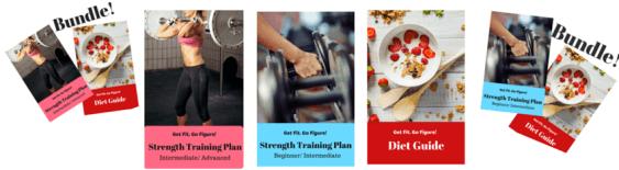 Getfitgofigure.com fitness guides